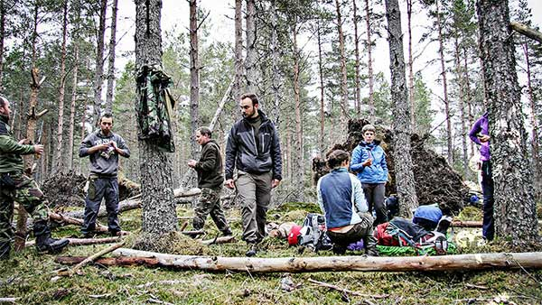 Backcountry Survival - Bushcraft and Survival Courses in